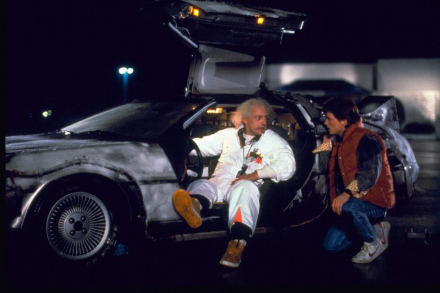 Back to the Future... (PHOTO FOURNIE PAR UNIVERSAL PICTURES)