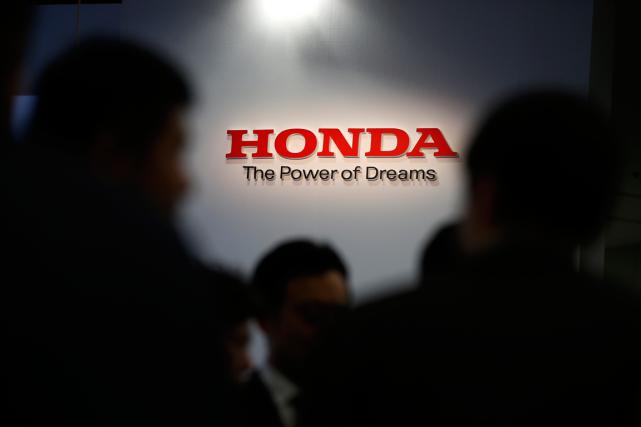 Le constructeur d'automobiles japonais Honda espère commercialiser des voitures... (Photo Toru Hanai, archives Reuters)
