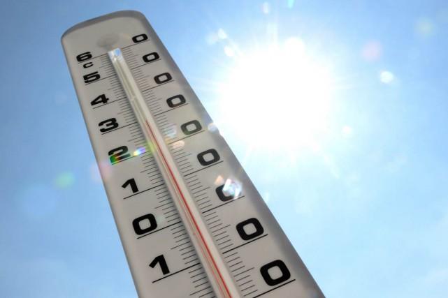 La température globale sur les terres en septembre... (PHOTO DENIS CHARLET, ARCHIVES AFP)
