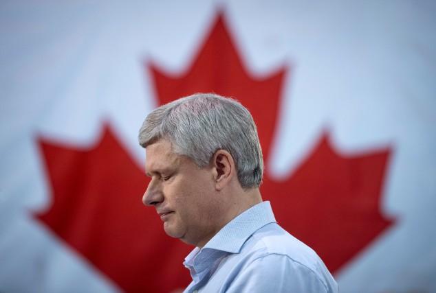 Dans cette campagne, «le message de Justin Trudeau... (Jonathan Hayward, La Presse Canadienne)