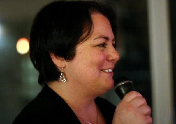 Susan Léger... (Courtoisie Annick Sauvé)