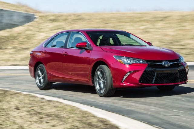 Le rappel vise notamment les modèles Yaris, Corolla,... (Fournie par Toyota)