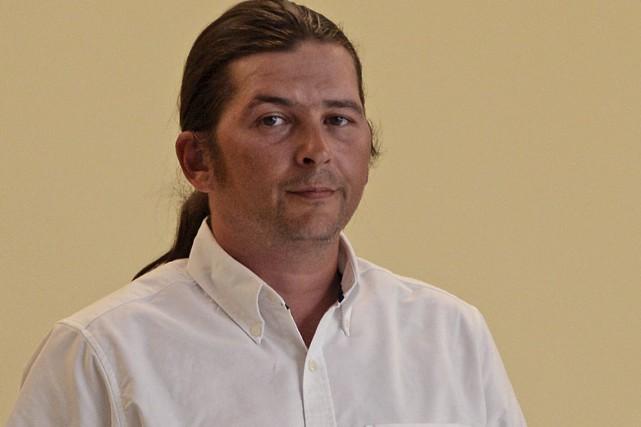 Nicolas Lacroix est accusé d'homicide involontaire et de... (Photothèque Le Soleil, Patrice Laroche)
