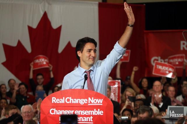 Le nouveau Premier ministre du Canada nous a promis un gouvernement ouvert,... (La Presse)