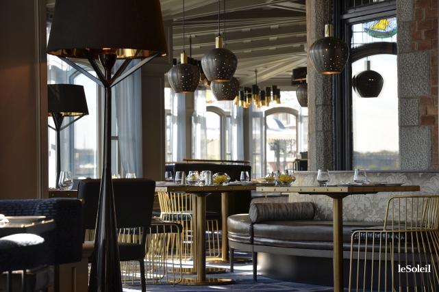 Le Café de la terrasse n'existant plus, la... (Le Soleil, Pascal Ratthé)
