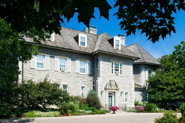 La résidence du premier ministre du Canada est... (Fournie par le gouvernement du Canada)