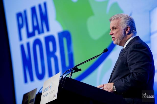 Selon l'auteur, redonner de l'oxygène au Plan Nord... (Archives La Presse)