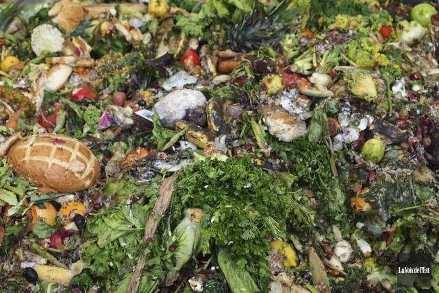 Compost ou biométhanisation? Les deux? La MRC Brome-Missisquoi... (Archives La Voix de l'Est)
