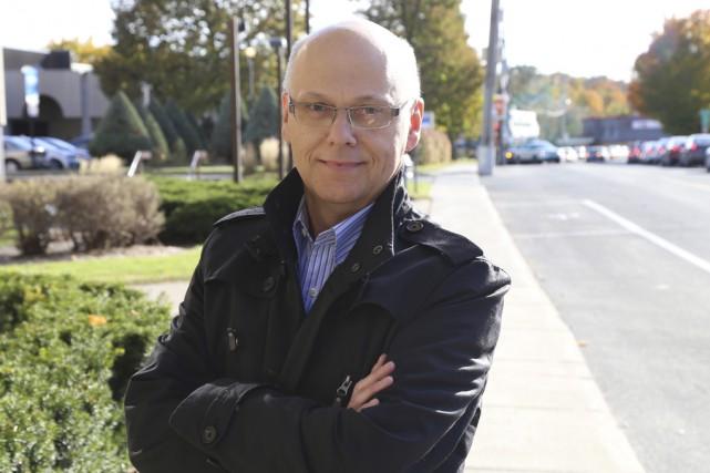 L'ex-conseiller municipal Yves Bélanger tentera sa chance à... (Photo Janick Marois)