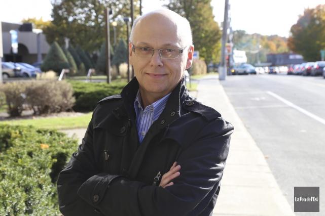 L'ex-conseiller municipal Yves Bélanger tentera sa chance à... (Janick Marois, La Voix de l'Est)