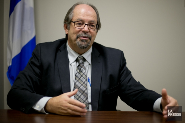 Le ministre québécois des Affaires autochtones Geoffrey Kelley... (PHOTO DAVID BOILY, ARCHIVES LA PRESSE)