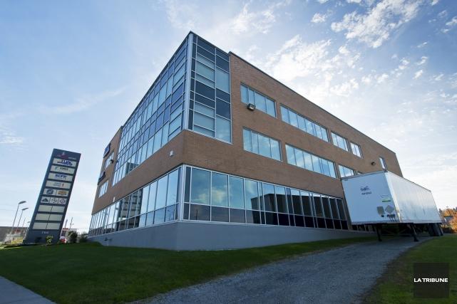 Construit en 2009 au coût de 4,5 millions... (Imacom, Jessica Garneau)
