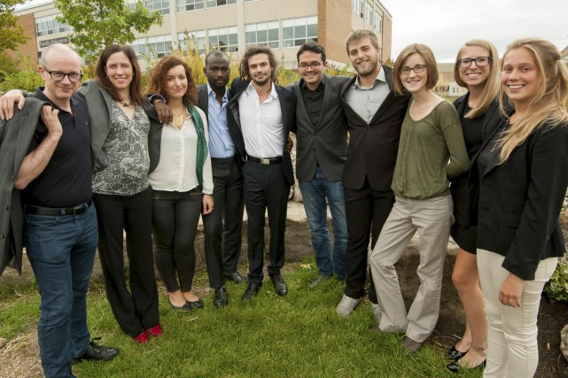 Une délégation de l'UdeS participera à la Conférence... (Université de Sherbrooke, Michel caron)