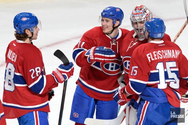 Le plafond salarial fait en sorte qu'une équipe... (Photo Bernard Brault, La Presse)