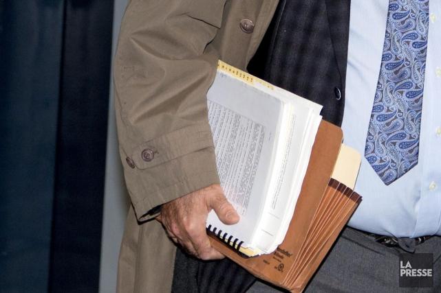 Un individu bien connu des milieux communautaires et des affaires a été arrêté... (Archives La Presse)