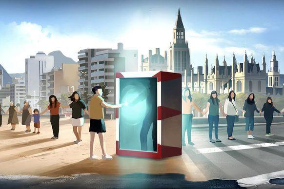 Plus de 8 millions recueillis auprès de petits épargnants québécois, à qui on a... (Image tiree du site web de Lovaganza)