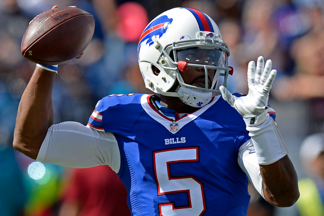 Tyrod Taylor... (Photo Mark Zaleski, AP)
