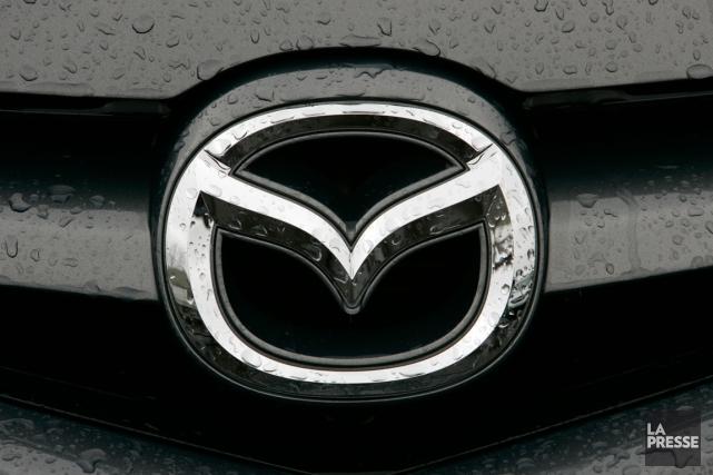 Mazda rappelle 1,2 million de voitures et de camionnettes aux États-Unis... (Photo archives La Presse)