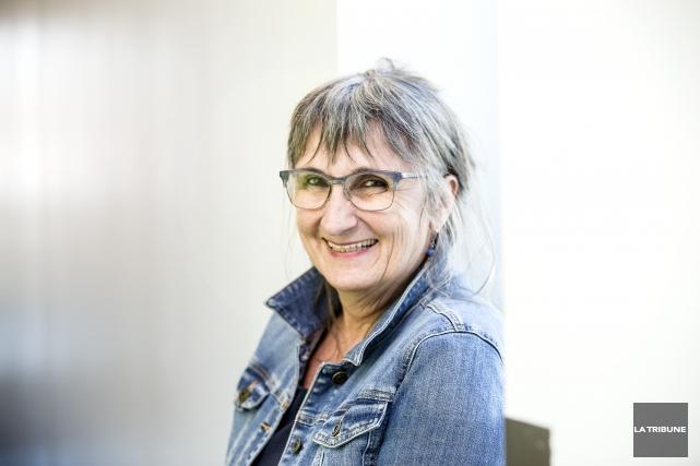 Depuis 2011, Angèle Séguin s'est donné pour mission... (IMACOM, JOCELYN RIENDEAU)