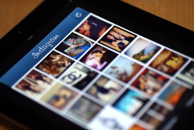 Instagram avait annoncé récemment que son nombre d'utilisateurs... (Photo archives AFP)