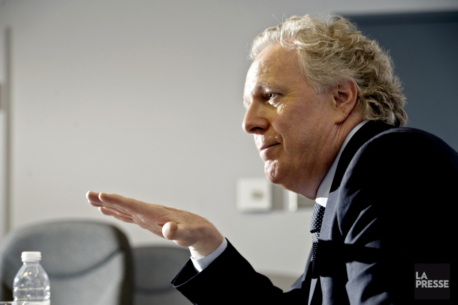Jean Charest... (Photo d'archives)