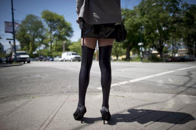 «À Ottawa, 11 travailleuses du sexe ont été... (PHOTO JONATHAN HAYWARD, ARCHIVES LA PRESSE CANADIENNE)