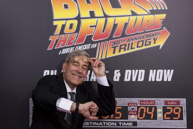 Bob Gale, scénariste de Back to the Future.... (PHOTO REUTERS)