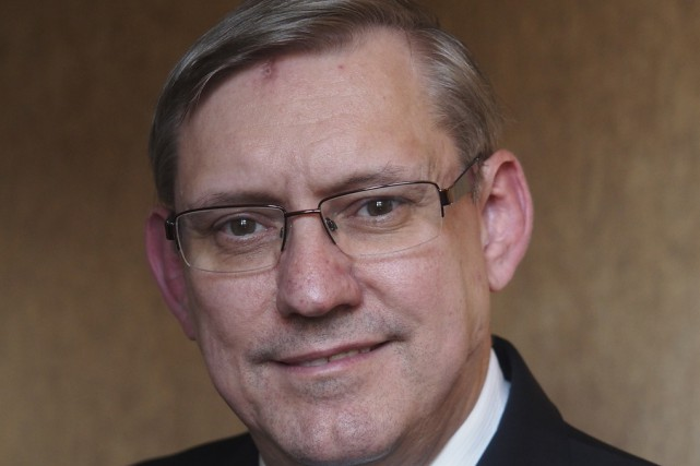 Le président de la Chambre des notaires du... (Photo Alain Dion)