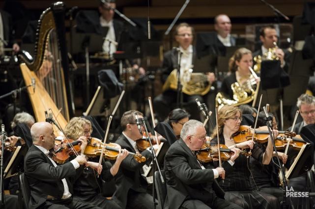 L'Orchestre symphonique de la Vallée-du-Haut-Saint-Laurent, fondé en 2010,... (Archives La Presse)