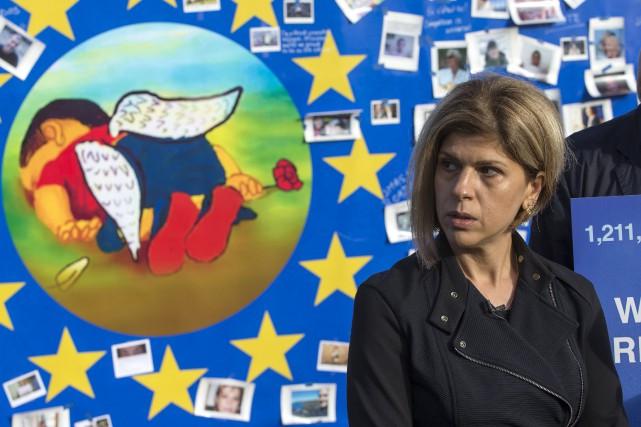 Tima Kurdi espère que le premier ministre désigné... (PHOTO ARCHIVES REUTERS)