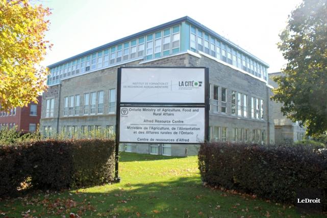 Le Collège d'Alfred... (Martin Brunette, Archives Le Droit)