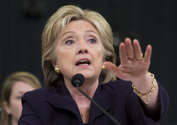 Hillary Clinton... (AP, Carolyn Kaster)