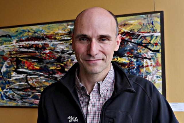 Fraîchement élu dans Québec, le libéral Jean-Yves Duclos... (Le Solel, Frédéric Matte)