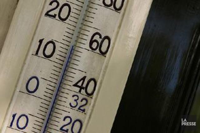 Au-delà de 13 degrés Celsius, la productivité se... (Photo: Photothèque La Presse)