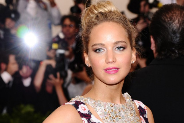 Jennifer Lawrence... (PHOTO ARCHIVES AP)