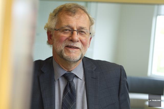 Denis L. Blouin, avocat... (IMACOM, RENÉ MARQUIS)
