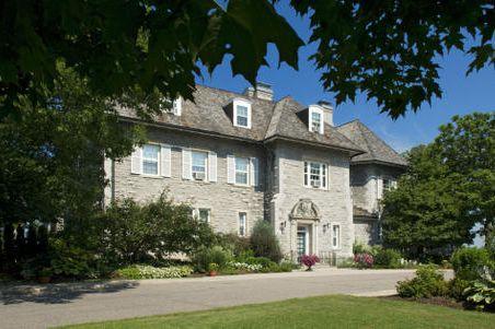 La demeure officielle des premiers ministres canadiens doit... (Archives)