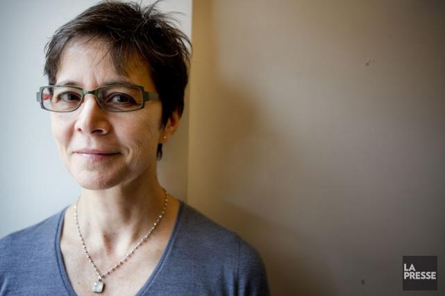 Auteure canadienne parmi les plus lus dans le monde, Ann-Marie MacDonald est... (PHOTO MARCO CAMPANOZZI, LA PRESSE)