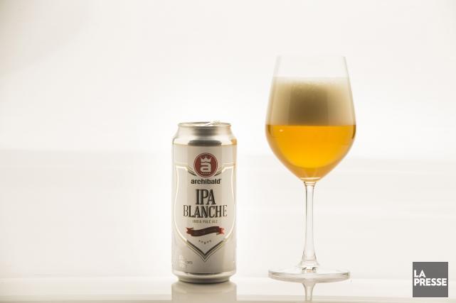 Archibald s'est fait connaître avec des bières de bonne qualité brassées pour... (Photo Olivier Pontbriand, La Presse)