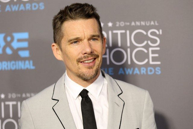 Ethan Hawke... (PHOTO ARCHIVES AP)