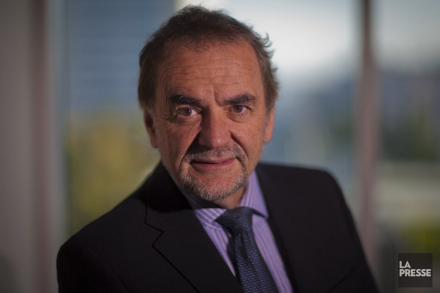 Michel Nadeau, le directeur général de l'Institut sur... (La Presse)