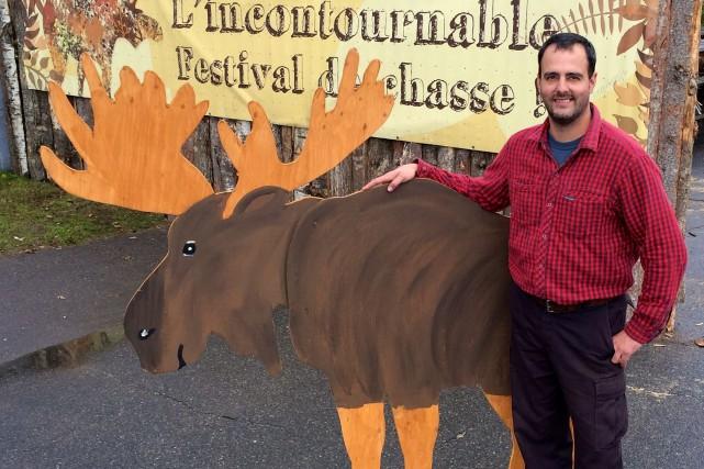 Le Festival de chasse du Haut Saint-Maurice aura... (Photo: Audrey Tremblay)