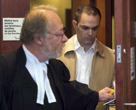 Guy Turcotte a témoigné cette semaine pendant près... (Archives La Presse Canadienne)