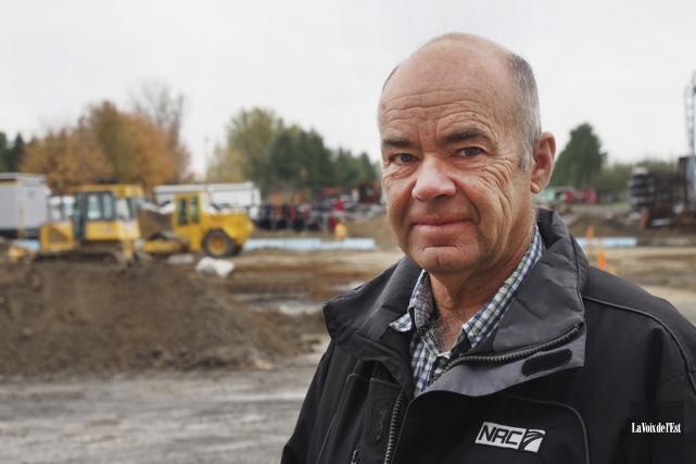 NRC à Saint-Paul-D'Abbotsford célèbre cette année son 40e... (Alain Dion, La Voix de l'Est)