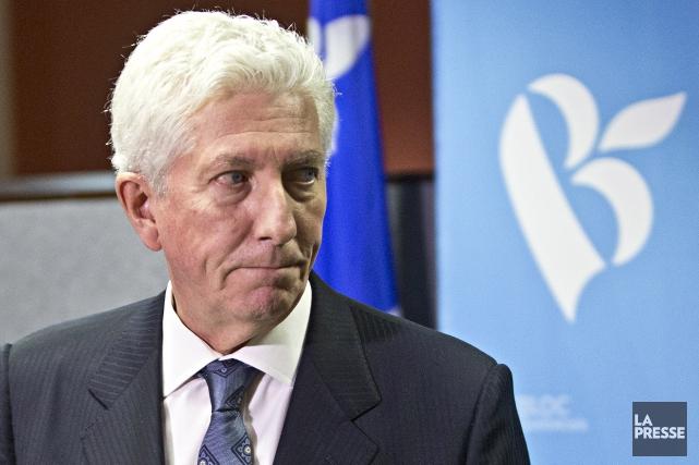 Gilles Duceppe a annoncé cette semaine sa démission... (Archives La Presse)