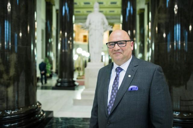 Alain Desbiens est vice-président Québec et Atlantique, FNB... (PHOTO EDOUARD PLANTE-FRÉCHETTE, LA PRESSE)