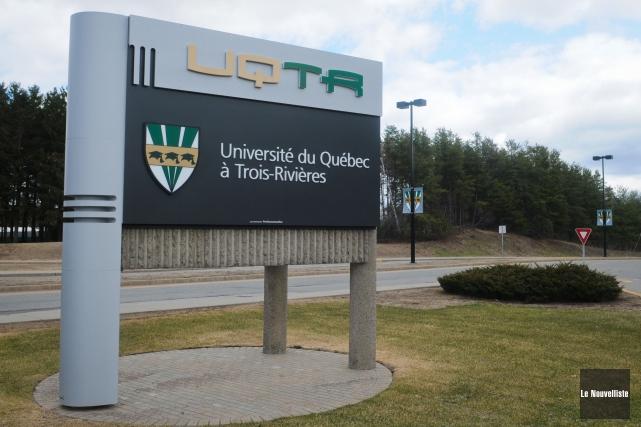 L'Université du Québec à Trois-Rivières.... (François Gervais, Le Nouvelliste)
