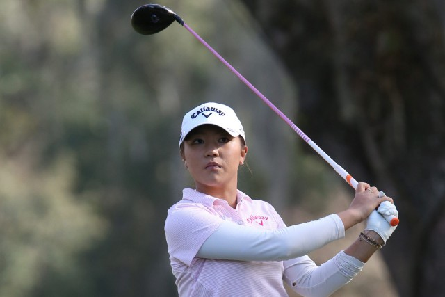 Lydia Ko... (PHOTO d'archives, AP)