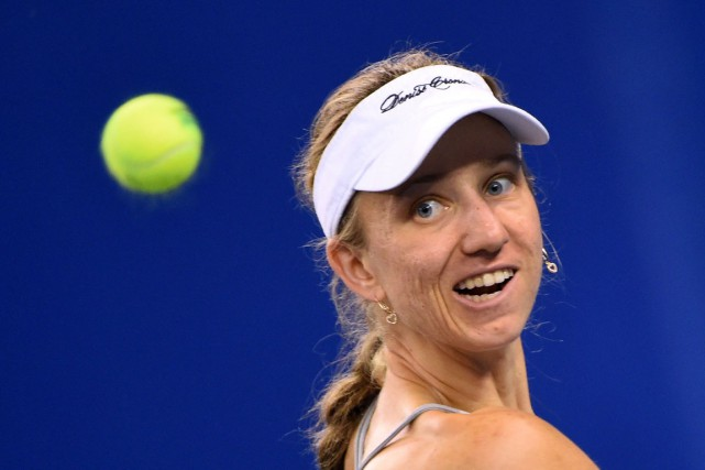 Mona Barthel... (PHOTO WANG ZHAO, AFP)