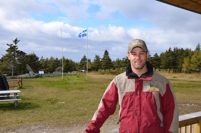 Dan Gagnon est le nouveau directeur de Sépaq... (Photo Le Progrès-Dimanche, Roger Blackburn)